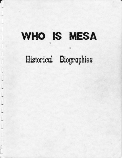 Who Is Messa cover.jpg
