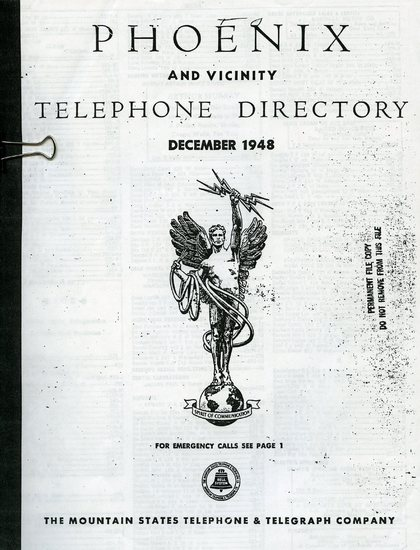 Telephone Directory Phoenix and Vicinity, 1948.jpg