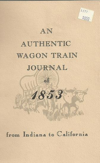 An Authentic Wagon Trail Journal of 1853.jpg